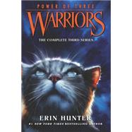Warriors Power of Three Box Set by Hunter, Erin, 9780062367167