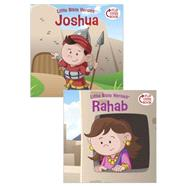 Joshua/Rahab Flip-Over Book by Kovacs, Victoria; Ryley, David, 9781433687167