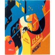 Elsa and the Night by Mellgren, Jons, 9783899557169