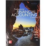 Fundamental Financial Accounting Concepts with Connect by Edmonds, Thomas, 9781259627170