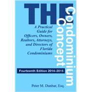 The Condominium Concept by Dunbar, Peter M., 9781561647170