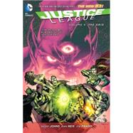 Justice League Vol. 4: The Grid (The New 52) by JOHNS, GEOFFREIS, IVAN, 9781401247171