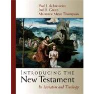 Introducing the New Testament : Its Literature and Theology by Achtemeier, Paul J., 9780802837172