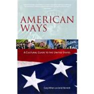 American Ways by Althern, Gary; Bennett, Janet, 9780984247172
