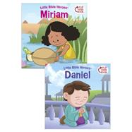 Miriam/Daniel Flip-Over Book by Kovacs, Victoria; Krome, Mike; Ryley, David, 9781433687174