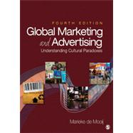 Global Marketing and Advertising by de Mooij, Marieke, 9781452257174