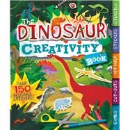 The Dinosaur Creativity Book by Worms, Penny; Lewis, Liza, 9781438007175