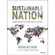 Sustainable Nation by Farr, Douglas, 9780470537176