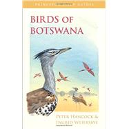 Birds of Botswana by Hancock, Peter; Weiersbye, Ingrid, 9780691157177