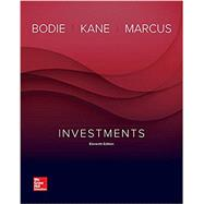 Investments by Bodie, Zvi; Kane, Alex; Marcus, Alan, 9781259277177