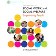 Brooks/Cole Empowerment Series: Introduction to Social Work and Social Welfare by Zastrow, Charles, 9781285077178