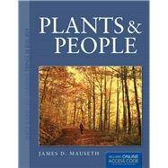 Plants and People by Mauseth, James D., 9781449657178
