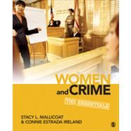 Women and Crime by Mallicoat, Stacy L.; Ireland, Connie Estrada, 9781452217178