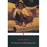The Adventures of Huckleberry Finn by Twain, Mark; Seelye, John; Cardwell, Guy, 9780142437179