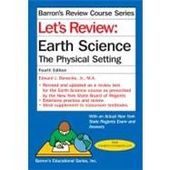 Let's Review Earth Science by Denecke, Edward J., Jr., 9780764147180