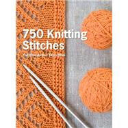 750 Knitting Stitches The Ultimate Knit Stitch Bible by Unknown, 9781250067180