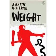 Weight The Myth of Atlas and Heracles by Winterson, Jeanette, 9781841957180