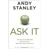 Ask It by Stanley, Andy, 9781601427182