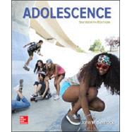 Adolescence by Santrock, John, 9780078117183