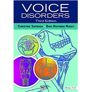 Voice Disorders by Sapienza, Christine, Ph.D., 9781597567183