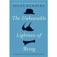 The Unbearable Lightness of Being by Kundera, Milan, 9780060597184