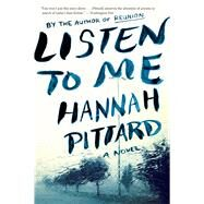 Listen to Me by Pittard, Hannah, 9780544947184