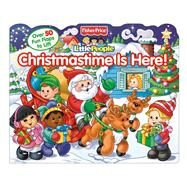 Fisher-Price Little People Christmastime is Here! by Fisher-Price™; Weiss, Ellen; Artists, SI, 9780794427184