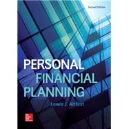 Personal Financial Planning by Altfest, Lewis, 9781259277184
