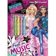 Feel the Music (Barbie in Rock 'n Royals) by MAN-KONG, MARY, 9780553537185