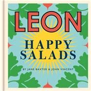 Leon Happy Salads by Baxter, Jane; Vincent, John, 9781840917185