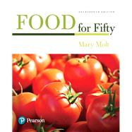 Food for Fifty by Molt, Mary K., 9780134437187