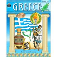 Greece, Grades 2-5 by Routte, Jane Carroll, 9780743937191