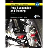 Auto Suspension & Steering, A4 by Johanson, Chris; Stockel, Martin T., 9781619607194