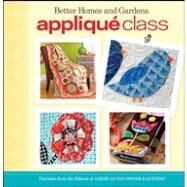 Applique Class by Unknown, 9780470887196