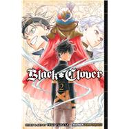 Black Clover, Vol. 2 by Tabata, Yuki, 9781421587196