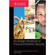Routledge Handbook of Food and Nutrition Security by Pritchard; Bill, 9781138817197