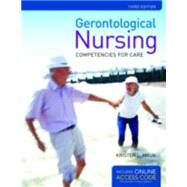 Gerontological Nursing: Competencies for Care (Book with Access Code) by Mauk, Kristen L., 9781284027198
