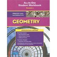 Prentice Hall Mathematics, Geometry : All-in-One Student Workbook by Unknown, 9780131657199
