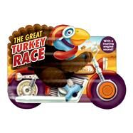 The Great Turkey Race by Priddy, Roger, 9780312517199