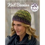 Knit Beanies by Burns, Karen M., 9781604687200