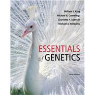 Essentials of Genetics Plus MasteringGenetics with eText -- Access Card Package by Klug, William S.; Cummings, Michael R.; Spencer, Charlotte A.; Palladino, Michael A., 9780134047201
