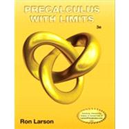 Precalculus with Limits by Larson, Ron, 9781133947202