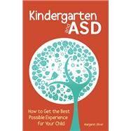 Kindergarten and Asd by Oliver, Margaret, 9781849057202