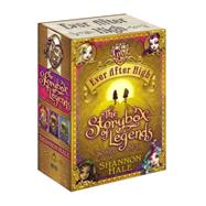 Ever After High: The Storybox of Legends Boxed Set by Hale, Shannon, 9780316287203