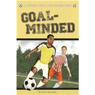 Goal-Minded A Choose Your Path Soccer Book by Bolt Simons, Lisa M., 9781940647203