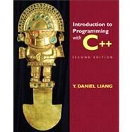 Introduction to Programming with C++ by Liang, Y. Daniel, 9780136097204
