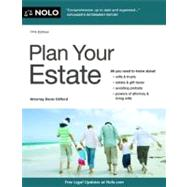Plan Your Estate by Clifford, Denis, 9781413317206