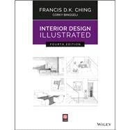 Interior Design by Ching, Francis D. K.; Binggeli, Corky, 9781119377207