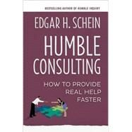 Humble Consulting by Schein, Edgar H., 9781626567207