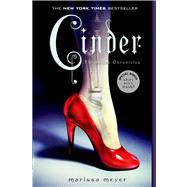 Cinder Book One of the Lunar Chronicles by Meyer, Marissa, 9781250007209